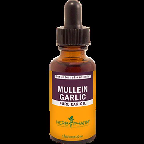 Mullein Garlic Compound 1 oz