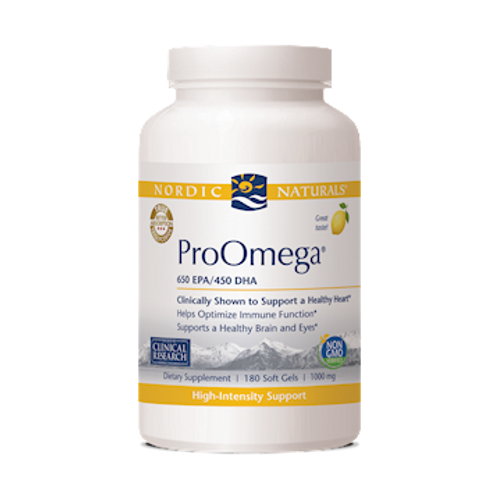 ProOmega® Lemon 180 gels