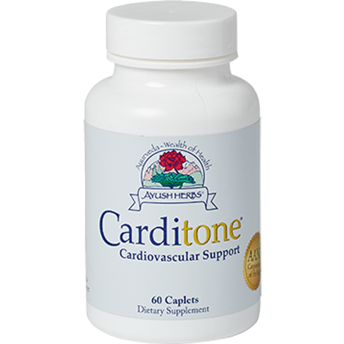 Carditone 60 vegcaplets