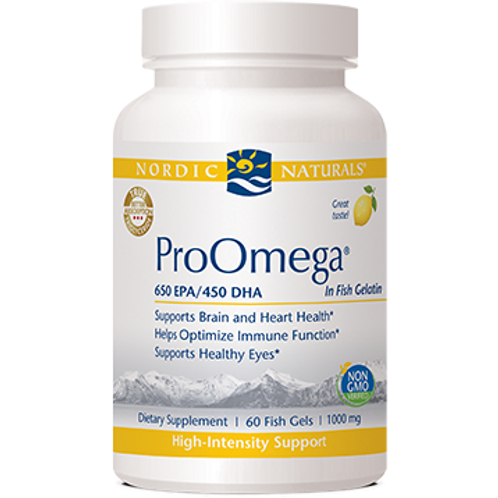 ProOmega® Lemon 60 fish gels
