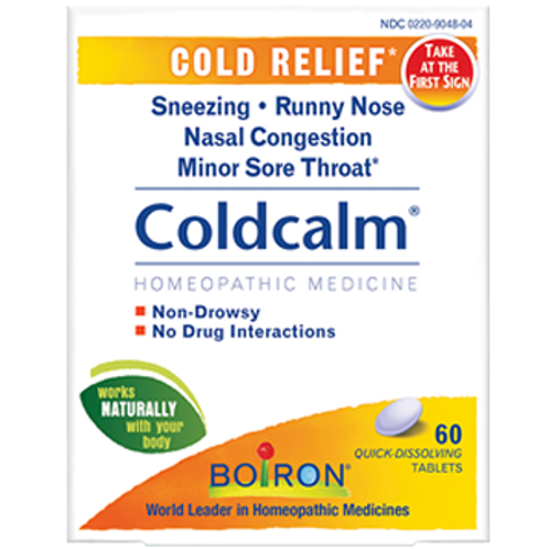 Coldcalm® 60 tabs
