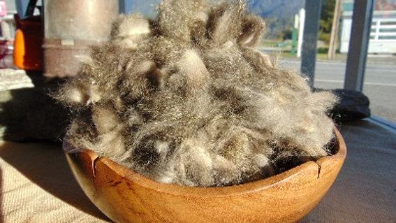 Hand-plucked Southland grey, A-Grade