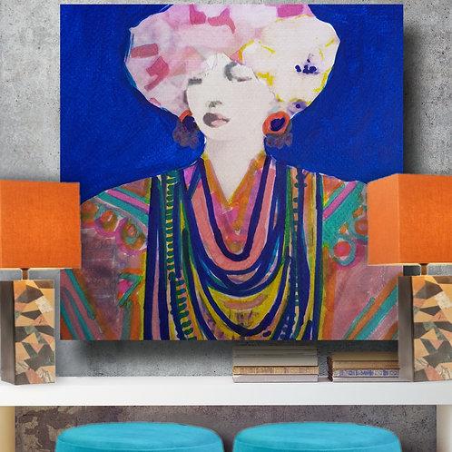 Cleo | Canvas Print