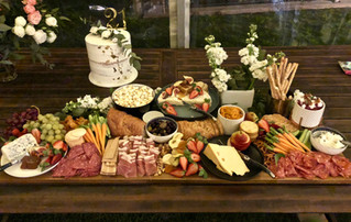 21st Birthday Grazing Board