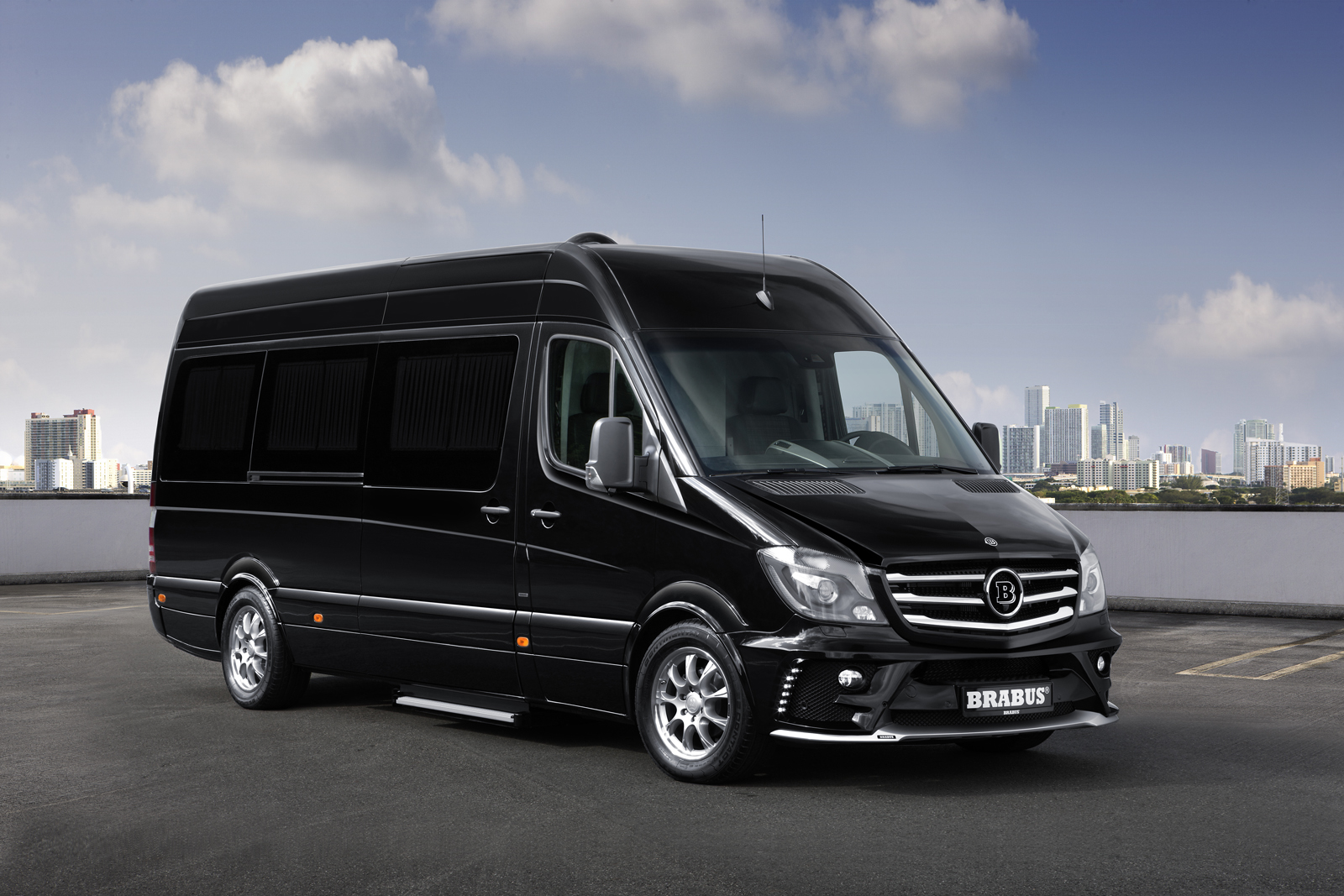 Mercedes Party Bus