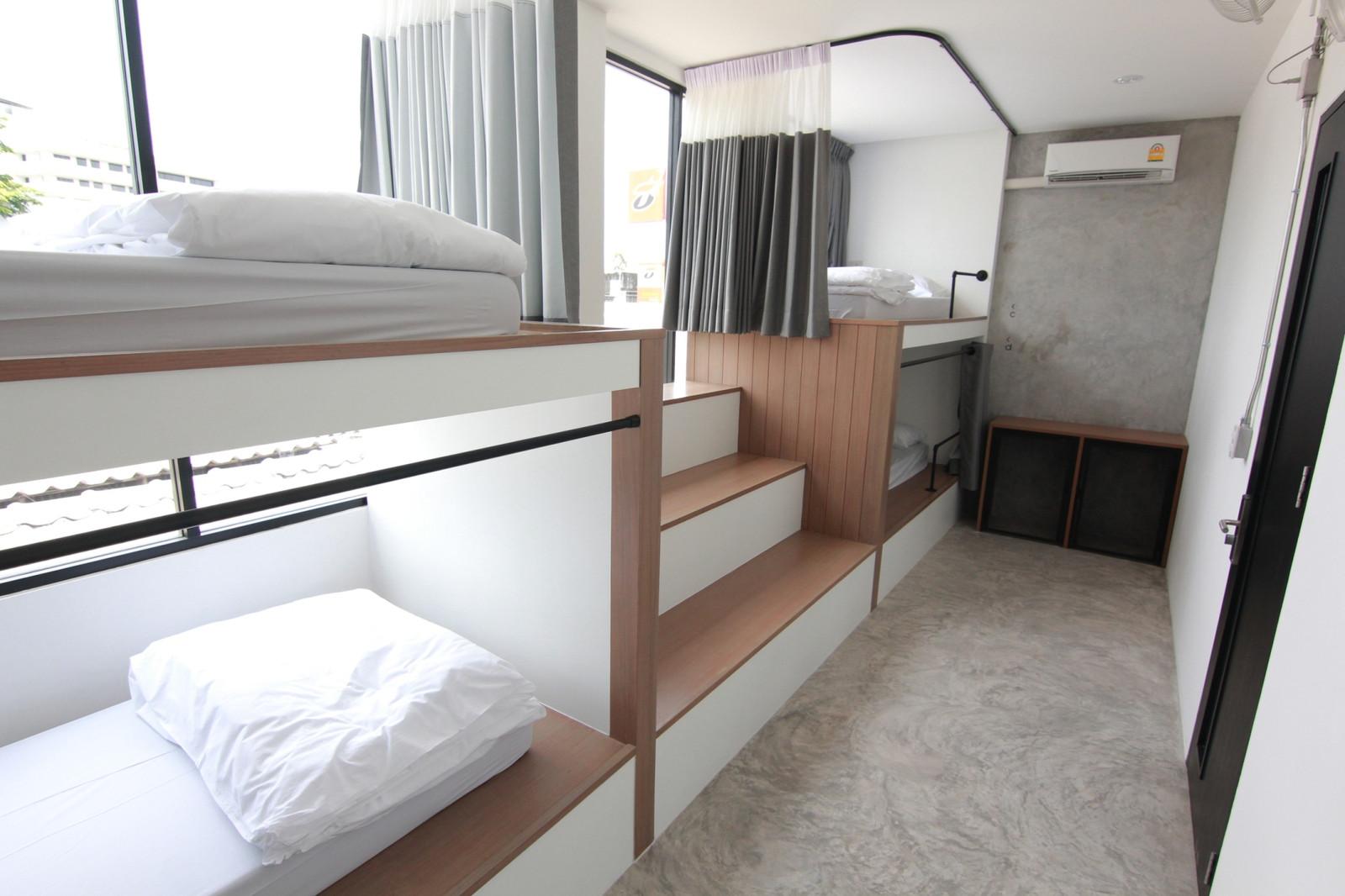 New Hostel In Bangkok 2018