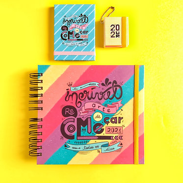 Kit Planner Colors 2021