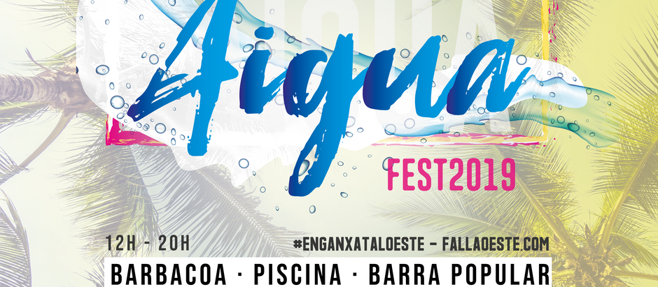 AiguaFest 2019