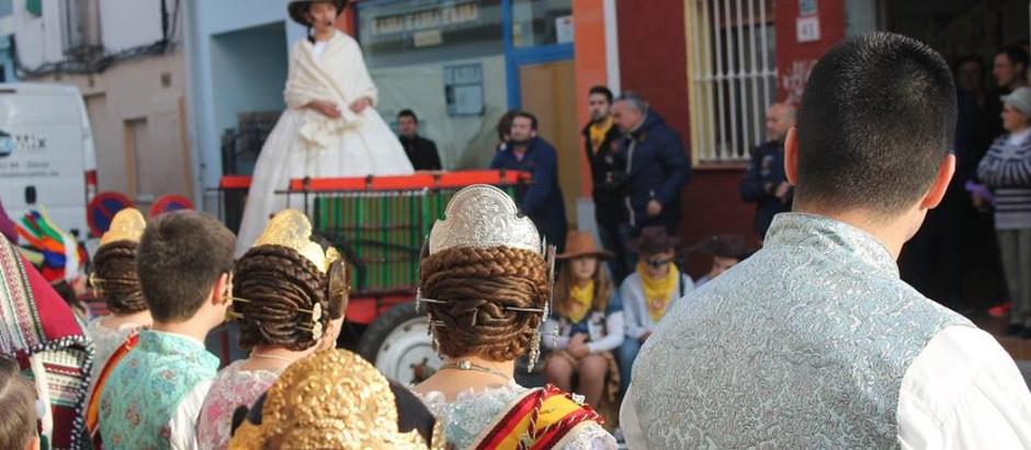 Un barri que crida: Ja estem en Falles!