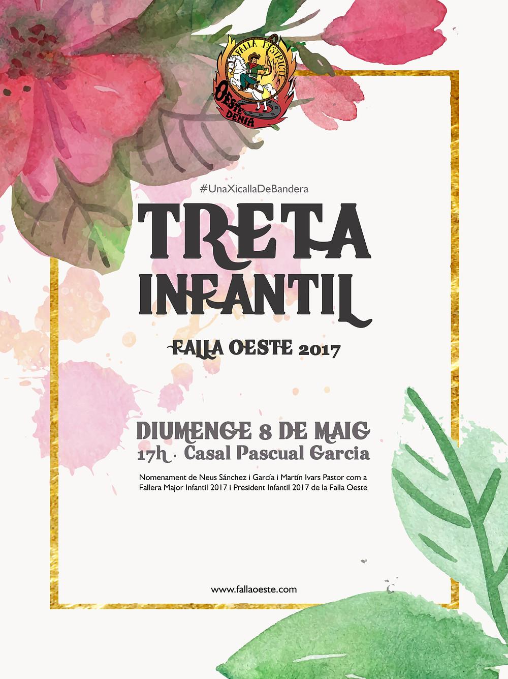 Treta Infantil 2017