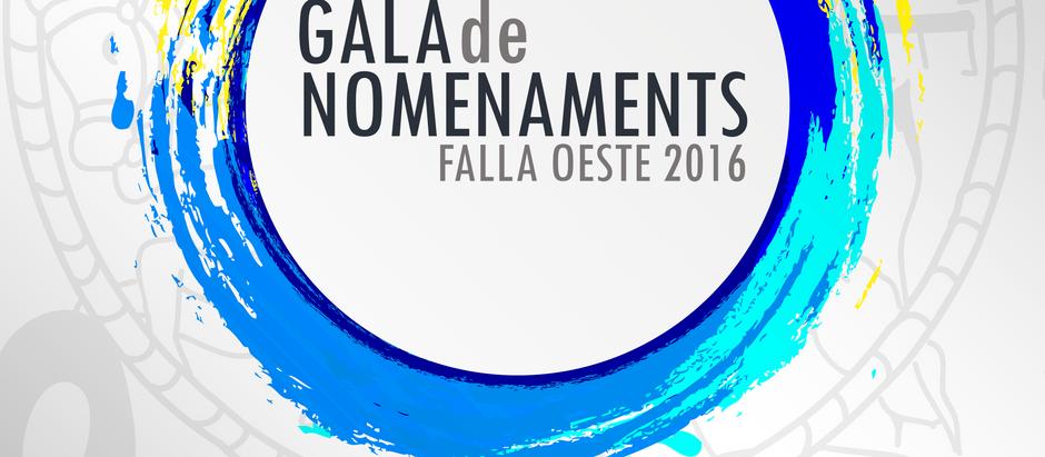 Gala de Nomenaments 2016