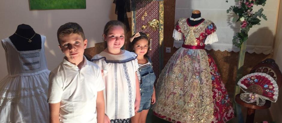 Visita als infantils del Saladar