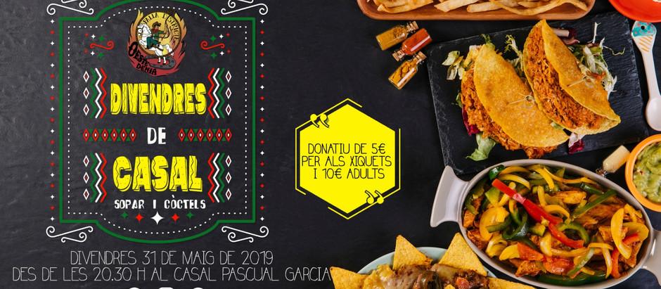 Arriba el divendres mexicà!