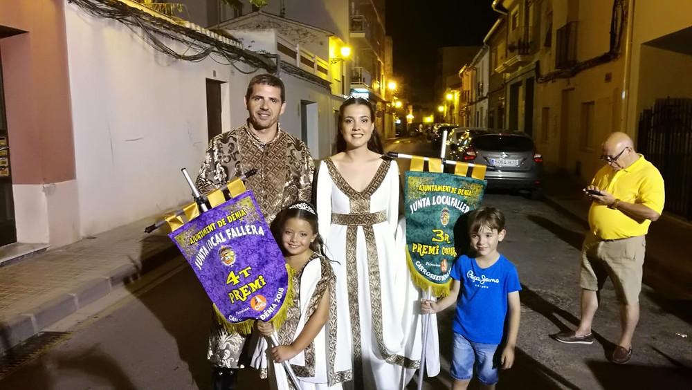 Els càrrecs a l'arribada al Casal Pascual García