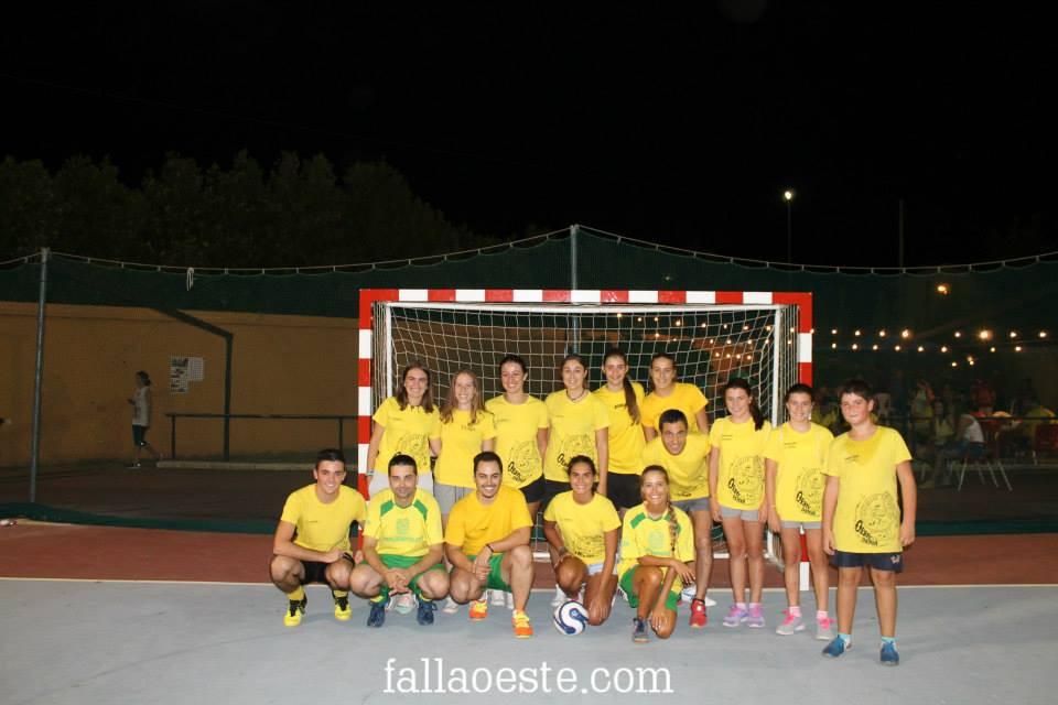 Equip de futbol 2015/16
