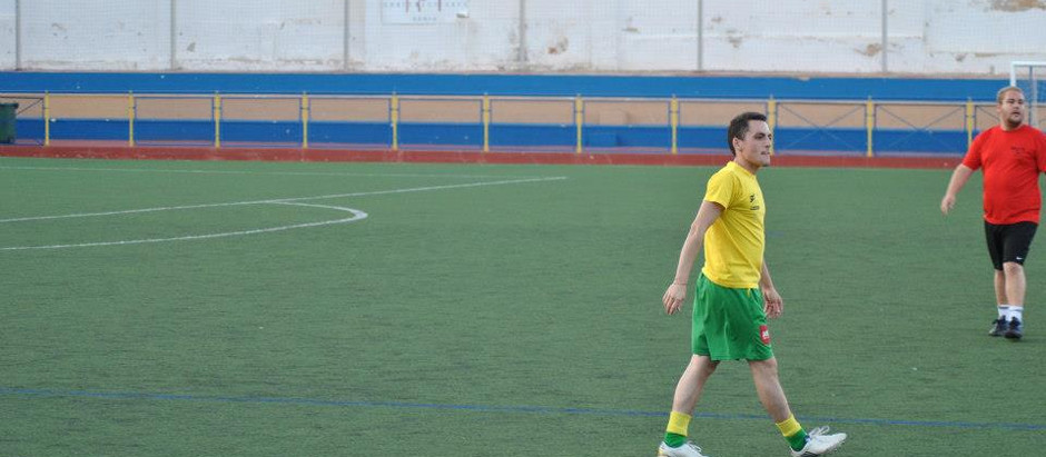 Futbol 7 Faller: #MareaGrogueta