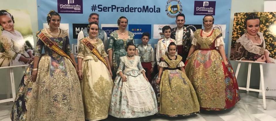 Pleitesía a Plaça Prado de Gandía