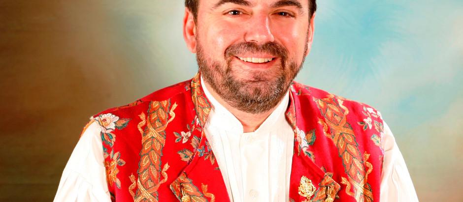 José Vicente Benavente i Faus, Faller Exemplar de Dénia 2014