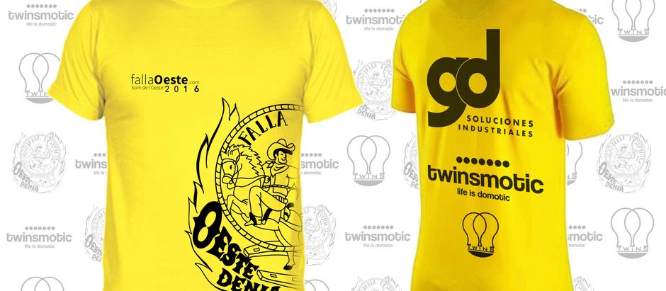 GD, Twins i Twinsmotic; patrocinadors oficials 2015/16