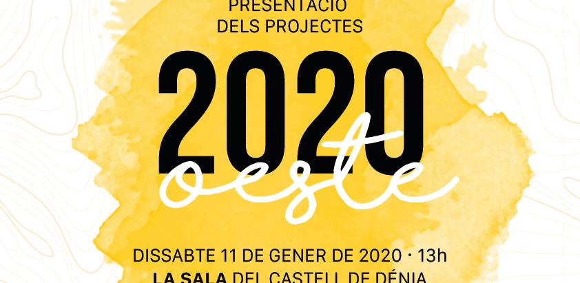 Presentació dels esbossos 2020