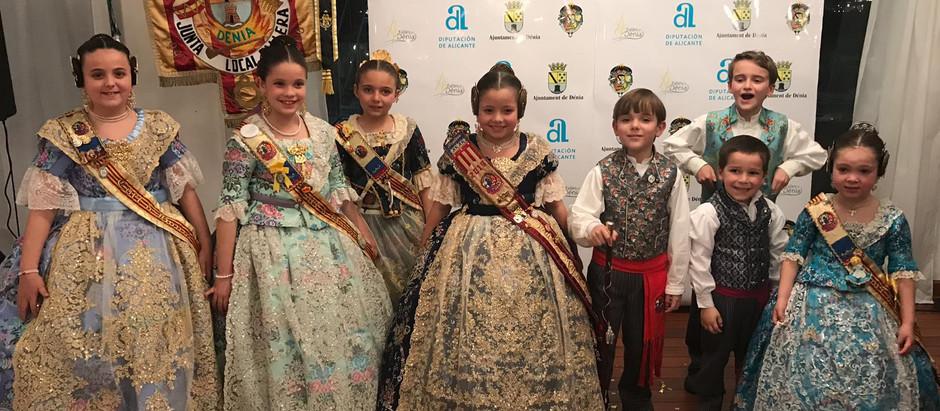 Gala Fallera Infantil 2019