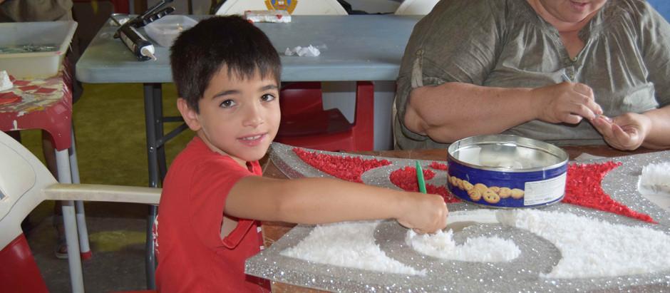 Dinar de coques a la Carrossa