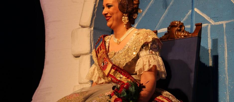 Rosa Pastor i Sospedra, Fallera Major 2018