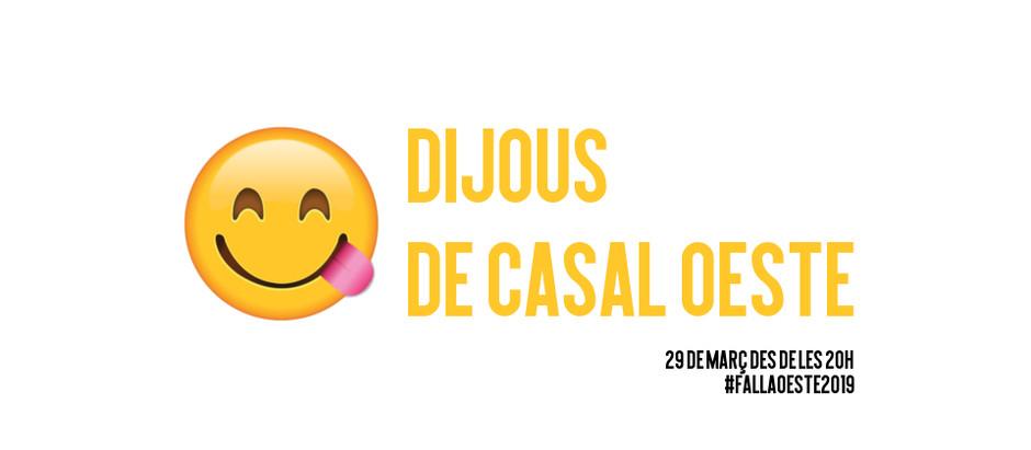 Dijous de Casal!