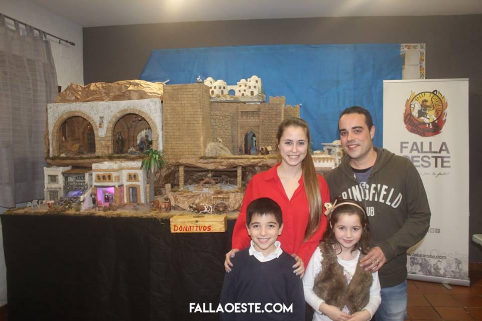 Càrrecs 2017 junt al Betlem