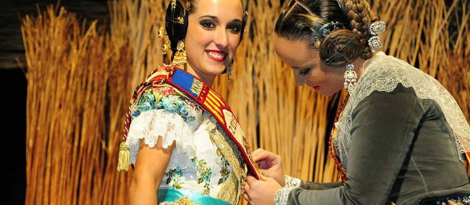 Noelia Vargas i Sánchez, proclamada Fallera Major 2015