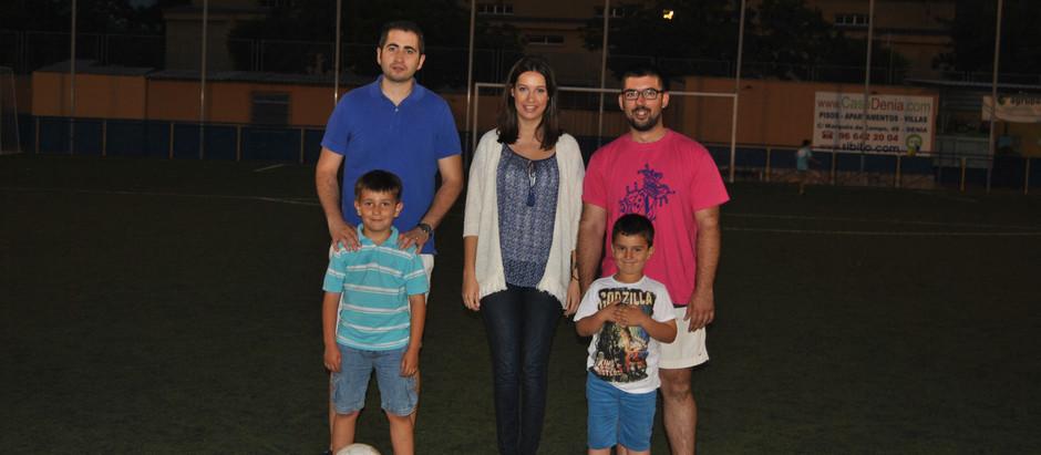 Futbol, casal i carrossa