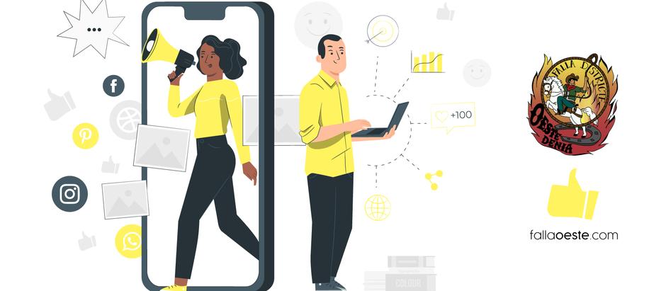 El web i les xarxes continuen creixent aquest 2020