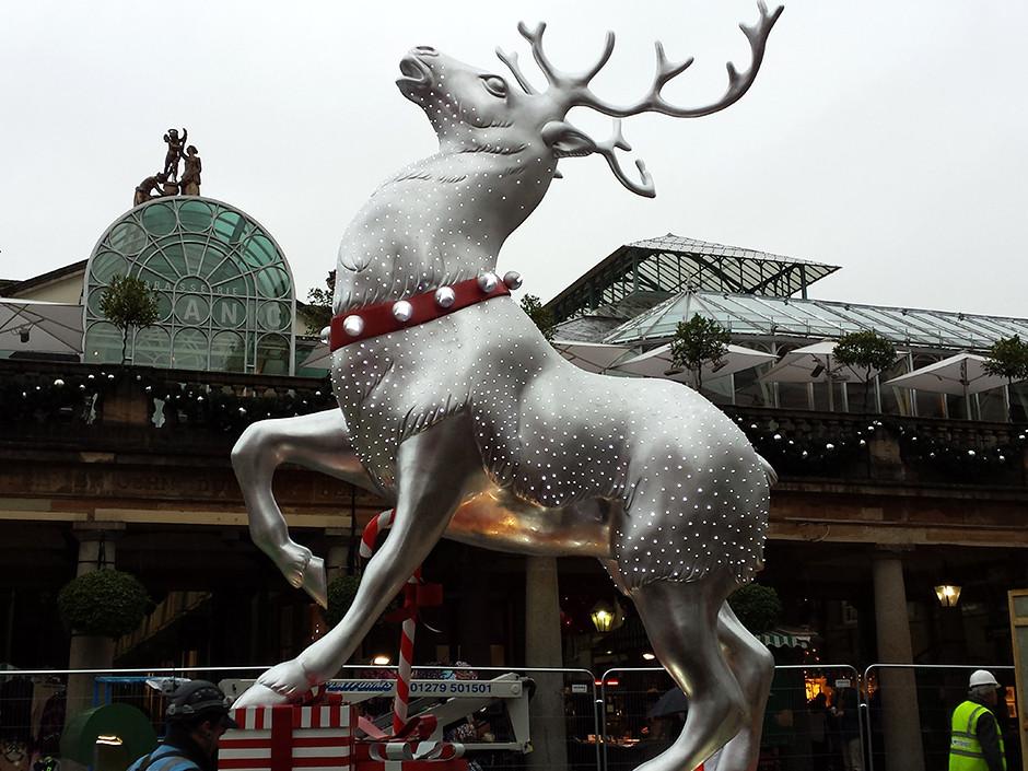 Escultura a Londres