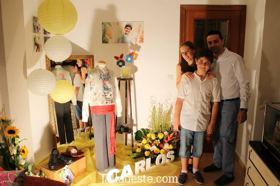 Carlos, President Infantil 2016