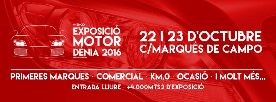 8é Edició Expo Motor Dénia