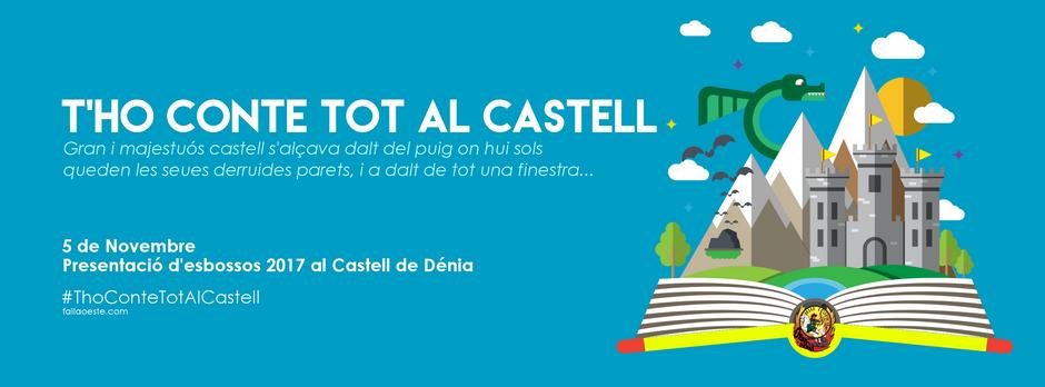 T'ho conte tot al Castell