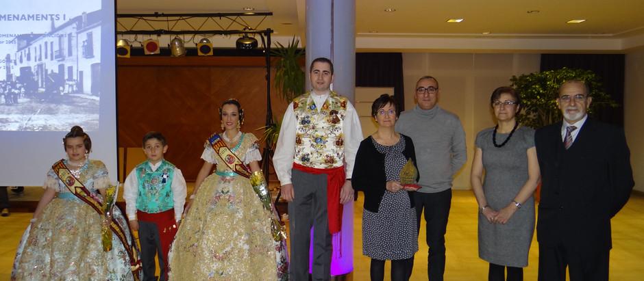 Juan Carlos Català i la Família Gómez, Mencions 2015