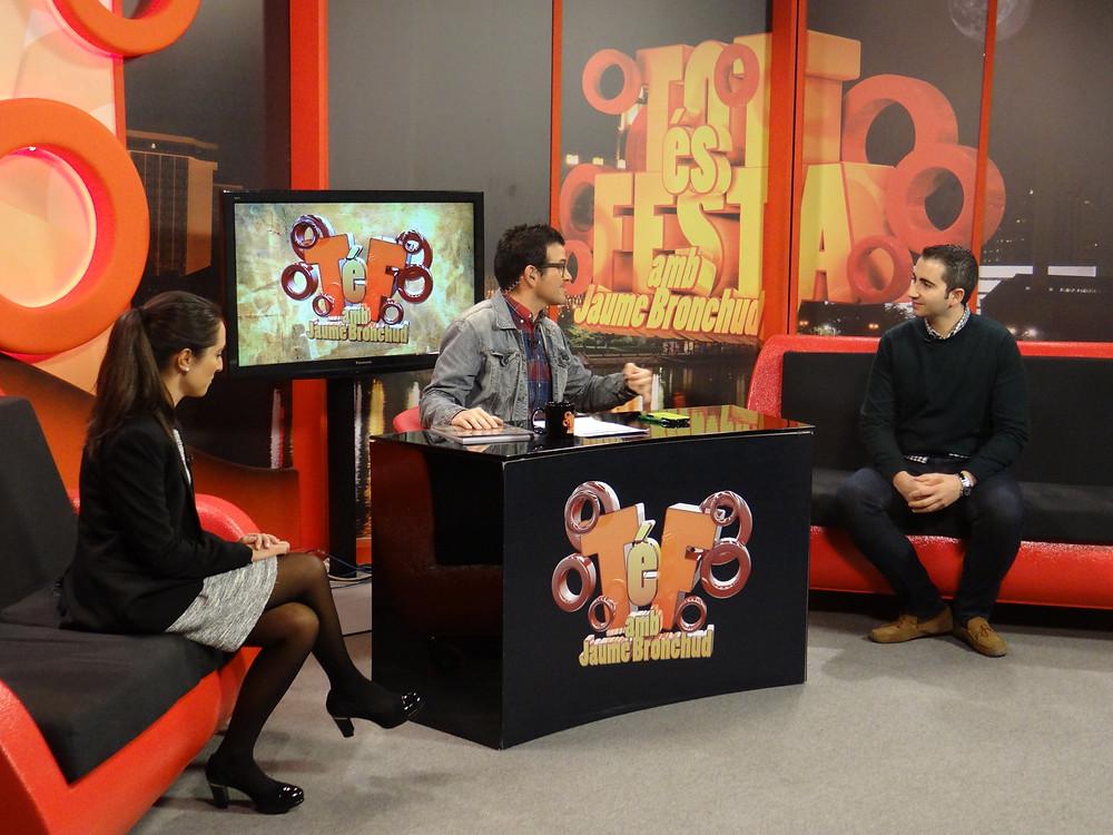 La Falla Oeste a Tot es Festa de Levante TV