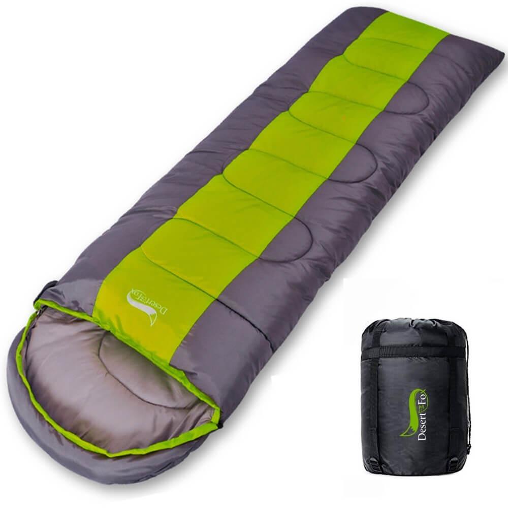 Sacos para dormir de camping y mochileros parairdevacaciones