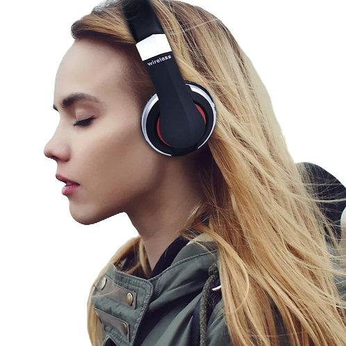 Paraiedevacaciones.com-auriculares-inalambricos-bluetooth-y-cable-MP3-radio-fm-microfono-pago-contrareembolso