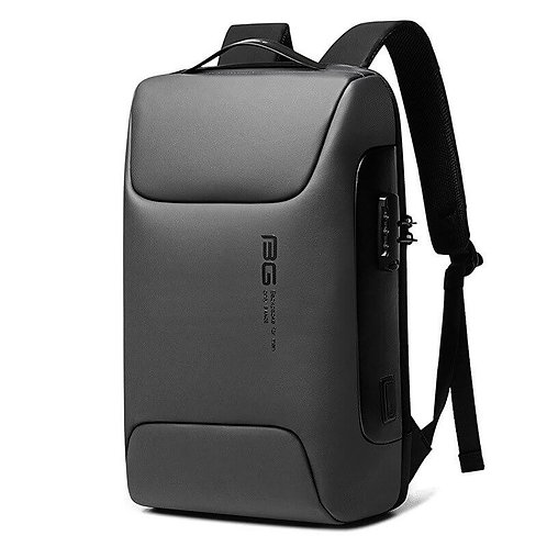 Louis_Dantil_Buy Water Resistant Theft Proof Business Backpack With Usb Charger For Women And Men