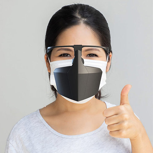 mascara de aislamiento facial nasal reutilizable parairdevacaciones.com
