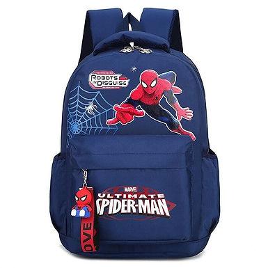 Mochilas de hombre araña para niños con dibujos de spiderman