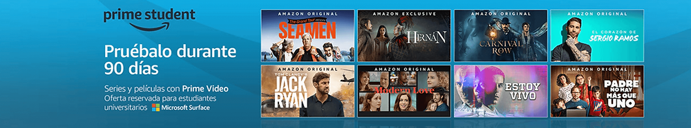 Promociones de Amazon Video Para Estudiantes Parairdevacaciones