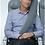 Almohada inflable en forma de U para viajar en avion parairdevacaciones.com