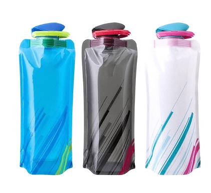 Botella Plegable Reutilizable