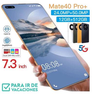 Huawei Mate-40 Pro Versión Global
