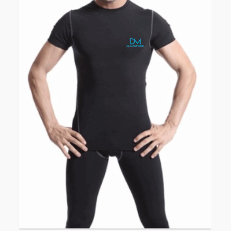 Conjunto de prendas deportivas masculina de alta clase