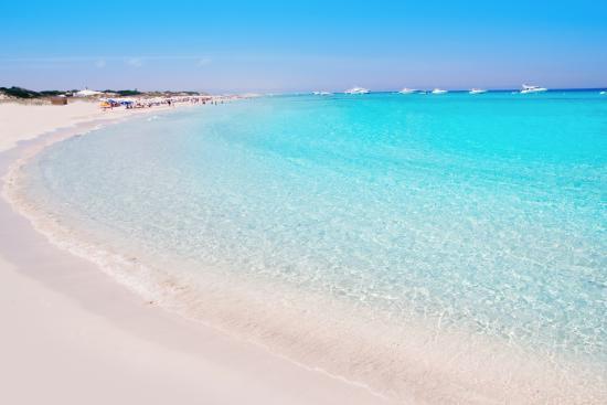 Los mejores playas para ir de vacaciones en España