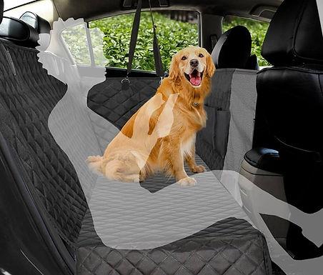 Protector asientos coche perros